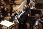 Riccardo Muti and the Chicago Symphony Orchestra © Todd Rosenberg