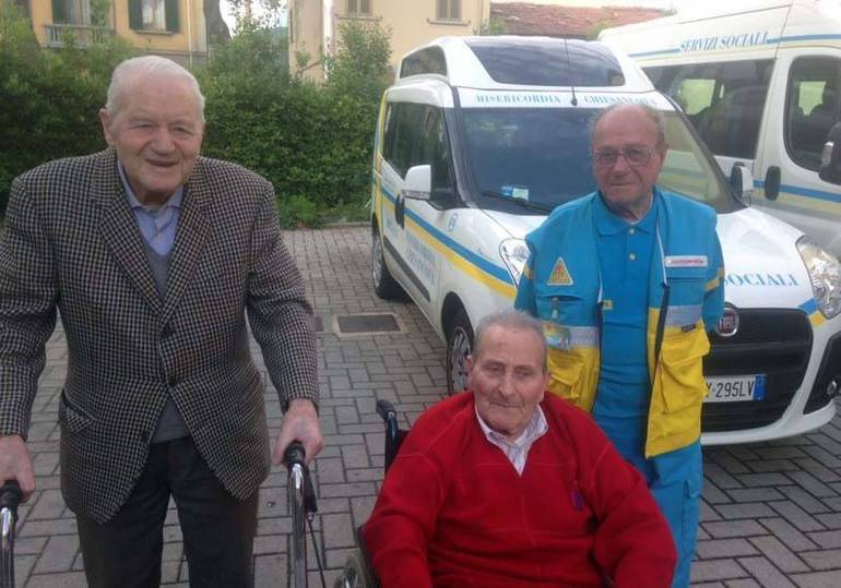 I tre confratelli da record