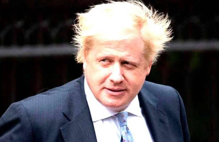Boris Johnson (Foto Sir)