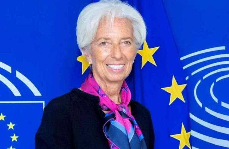 Christine Lagarde (Foto Sir)