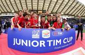 Un evento della Junior Tim Cup