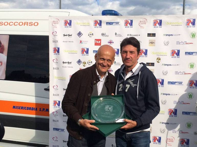 Memorial «Niccolò Galli», vince l'Inter. Premiati Collina e Gattuso