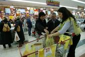 Colletta alimentare nei supermercati