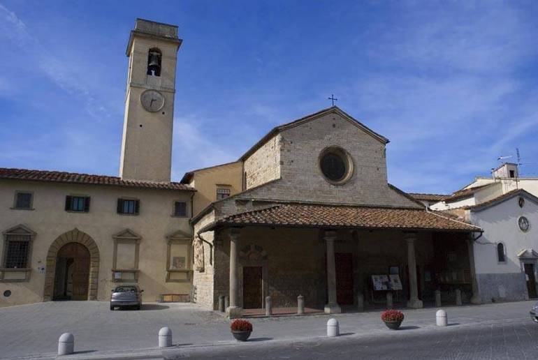 Pieve di san Martino a Sesto - By Vignaccia76 - Own work, CC BY-SA 3.0, https://commons.wikimedia.org/w/index.php?curid=2950855