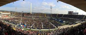 Firenze2015 - Lo stadio Franchi