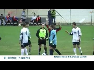 Calcio Uisp, Seconda divisione - Highlights di Falciano vs Marcena