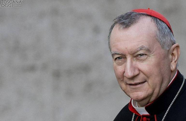 Il card. Pietro Parolin (Foto Sir)