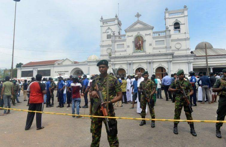 Attentati nello Sri Lanka (Foto Sir)