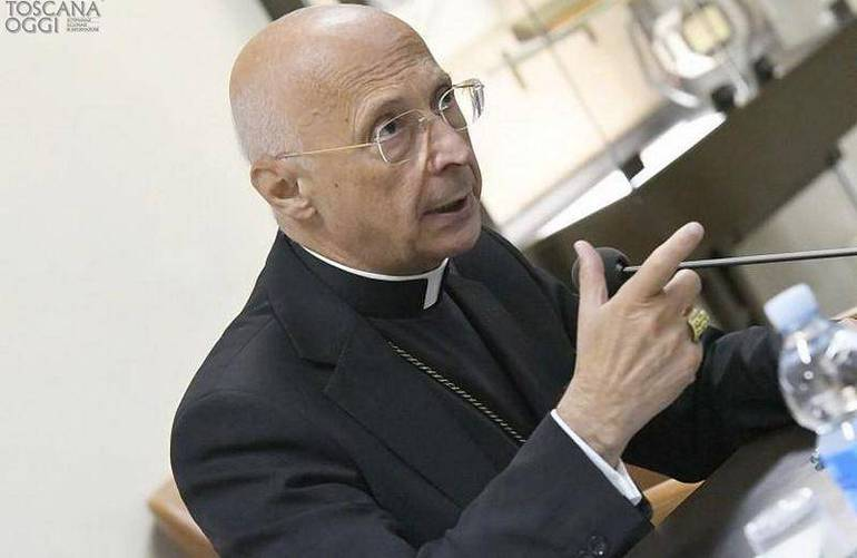 Il cardinale Angelo Bagnasco (Foto Sir)