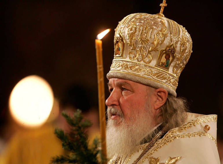 Patriarca Kirill (Foto Sir)