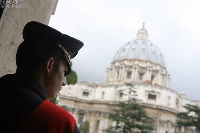 Vaticano e sicurezza (Foto Sir)