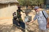 Padre Macalli in Niger (Foto Sir)