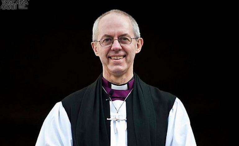 Justin Welby (Foto Sir)